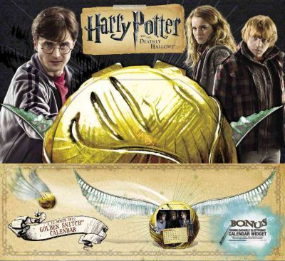 Harry Potter and the Deathly Hallows 2012 Calendar