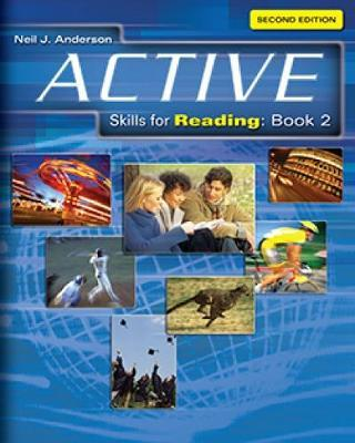 Active Skills for Reading - Book 2 - Student Text