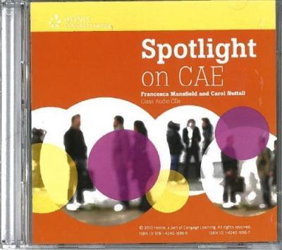 Spotlight on CAE: Class Audio CDs