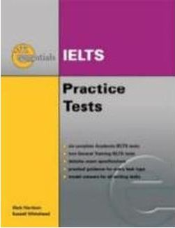 Exam Essentials - IELTS Practice Tests with key / answers
