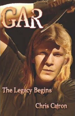 Gar the Legacy Begins Cover Image