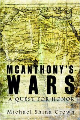 McAnthony's Wars Cover Image
