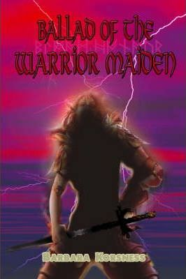 Ballad of the Warrior Maiden Cover Image