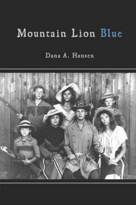 Mountain Lion Blue Cover Image