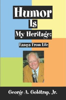 Humor Is My Heritage Cover Image