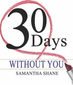 Thirty Days Without You Cover Image