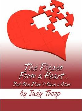 The Pieces Form a Heart. Cover Image