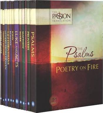 Passion Translation - Encounter the Heart of God (12 Vols) : Brian