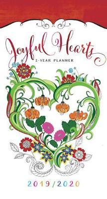 20192020 2 year pocket planner joyful hearts