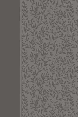 Tpt New Testament Gray with Psalms Proverbs & Song of Songs