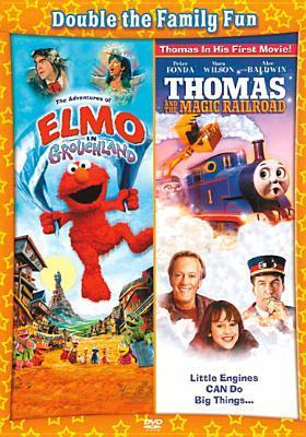 Adventures of Elmo in Grouchland / Thomas & the Magic Railroad