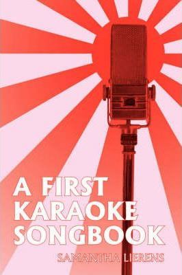 A First Karaoke Songbook Cover Image