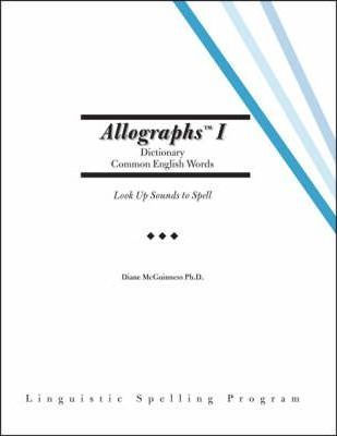 Allographs I: Dictionary Common English Words