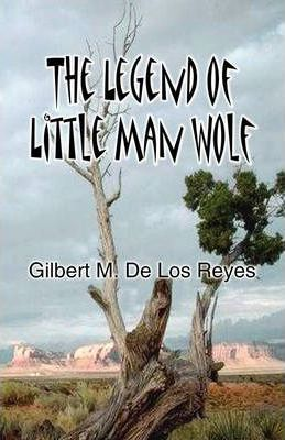 The Legend of Little Man Wolf Cover Image