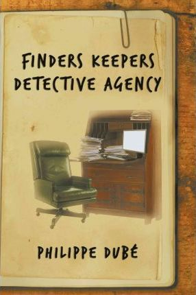 Finders Keepers Detective Agency Cover Image
