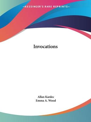 Invocations Cover Image