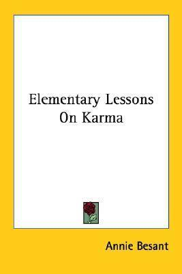 Elementary Lessons on Karma
