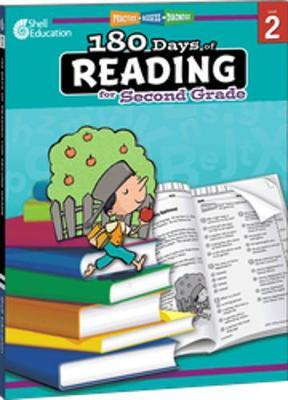 180 Days of Reading for Second Grade : Practice, Assess, Diagnose