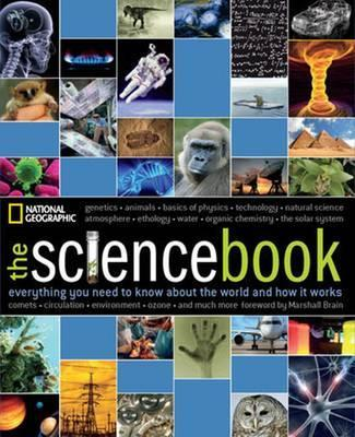 The Science Book Cover Image