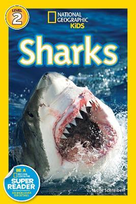 National Geographic Kids Readers: Sharks