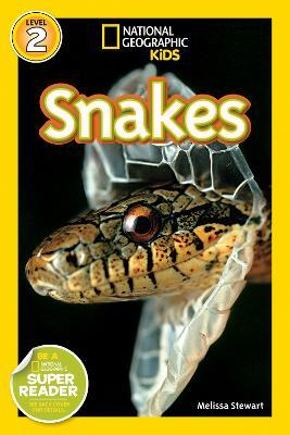 National Geographic Kids Readers Snakes