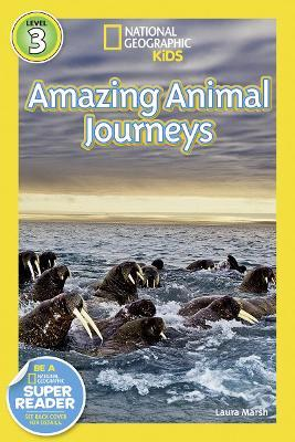 National Geographic Kids Readers: Great Migrations Amazing Animal Journeys