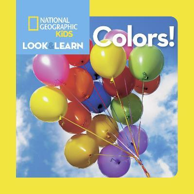 Look and Learn: Colours