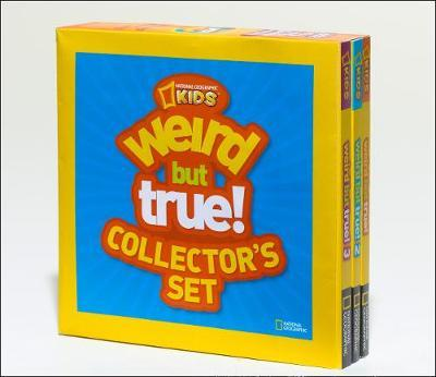 Weird But True! Collector's Set