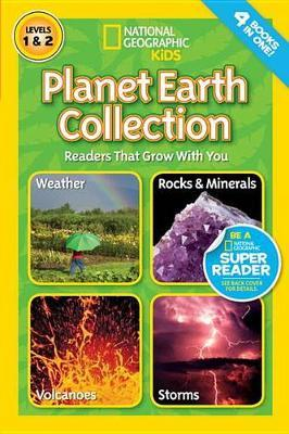 Nat Geo Readers Planet Earth Collection Lvls 1 & 2