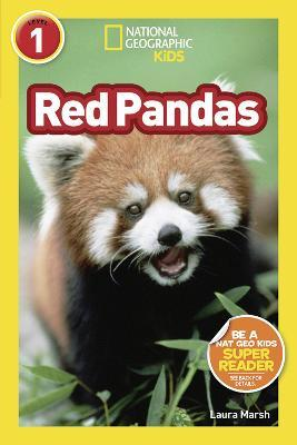 National Geographic Kids Readers: Red Pandas
