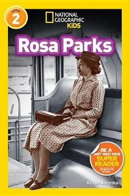 Nat Geo Readers Rosa Parks Lvl 2