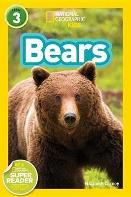 Nat Geo Readers Bears Lvl 3