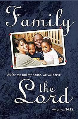 The Lord Family Bulletin 2012, Regular Size (Package of 50)