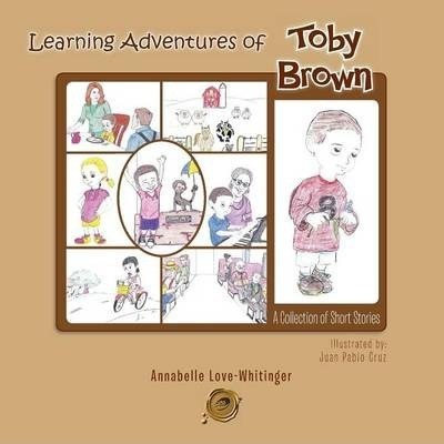 Learning Adventures of Toby Brown Cover Image