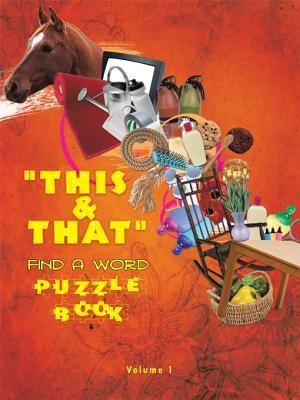 """""""This & That"""" Find a Word Puzzle Book"""