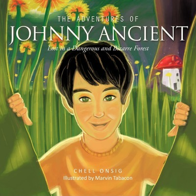 THE Adventures of Johnny Ancient Cover Image