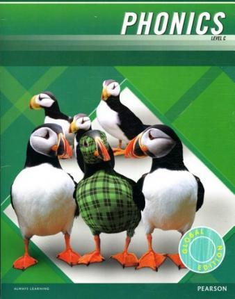 Plaid Phonics 2011 Student Edition Level C