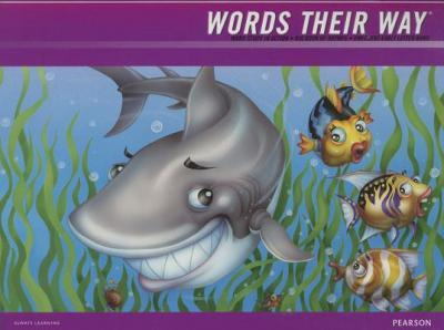 Words Their Way 2012 Word Study in Action Developmental Model Emergent-Early Letter Name Big Book of Rhymes