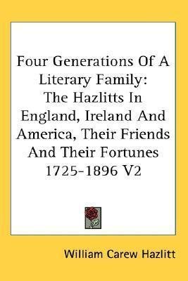 Four Generations of a Literary Family