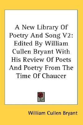 A New Library Of Poetry And Song V2