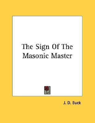 The Sign of the Masonic Master