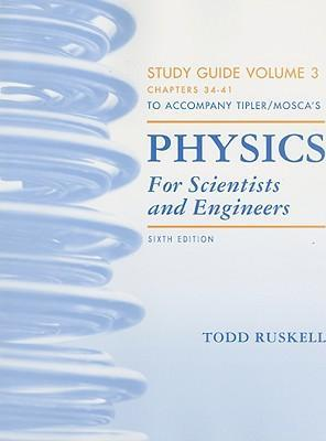 Physics for Scientists and Engineers: Study Guide v. 3, (34-41)