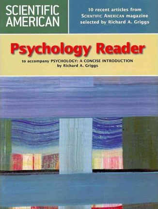 PSYCHOLOGY A CONCISE INTRODUCTION EBOOK