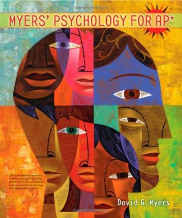 Myers' Psychology for Ap* Cover Image
