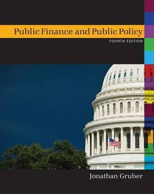 public finance and public policy jonathan gruber 9781429278454 rh bookdepository com Financial Accounting Finance Procedures