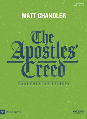 Apostles' Creed, The: Bible Study Book