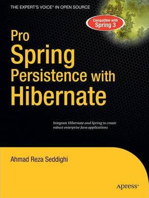 Pro Spring 3 Book