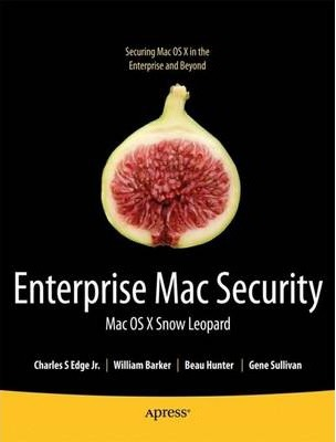 Enterprise Mac Security: Mac OS X Snow Leopard 2010