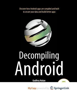 Decompiling Android