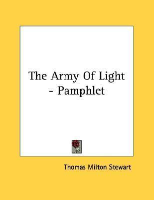 The Army of Light - Pamphlet